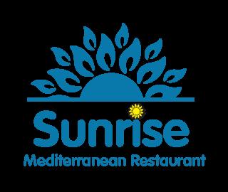 Sunrise Mediterranean Restaurant Logo